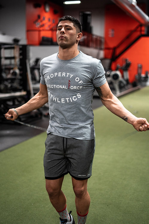 """""""Property of Directional Force"""" Performance Tee"""