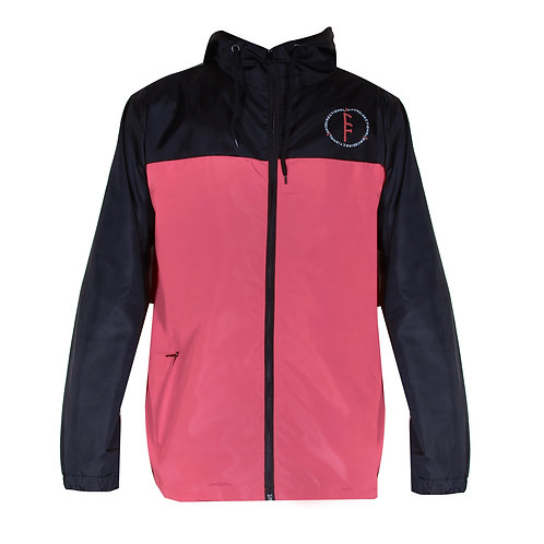 Pink Omaha Tech-Light Jacket