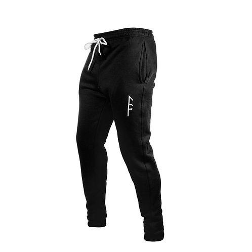 Womens Code Fleece Jogger-Black
