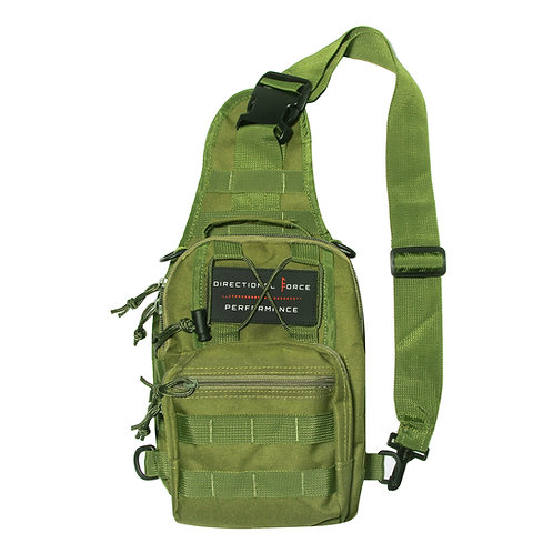 Toma-Hawk Shoulder Bag - Ranger Green