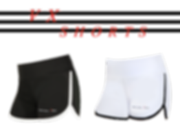 Womens VX Shorts