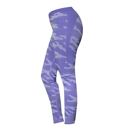 Bae Purple Camo Leggings