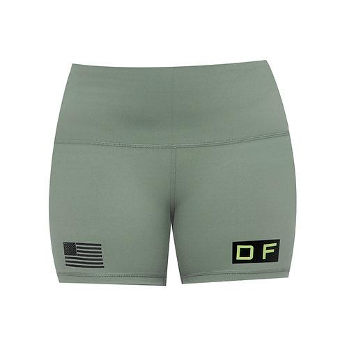 Livia S1 Shorts - OD Green