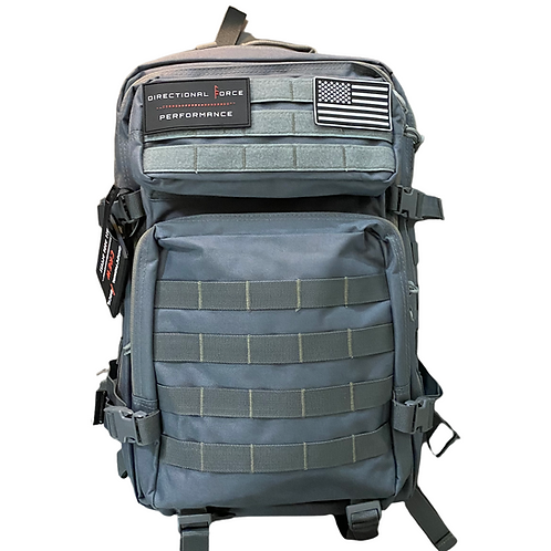 D1 Performance Backpack-Gray