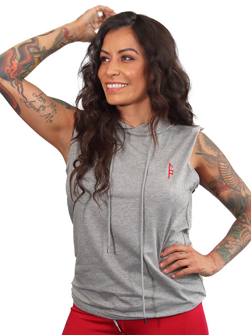 Women's Epitome l Sleeveless Hoodie