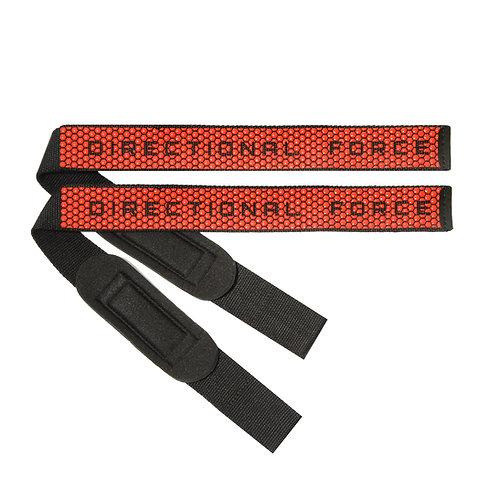Raven Lifting Straps - Red