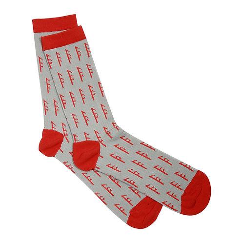 Vector Up Socks