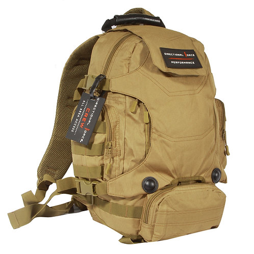 Echo 3 Backpack -Khaki
