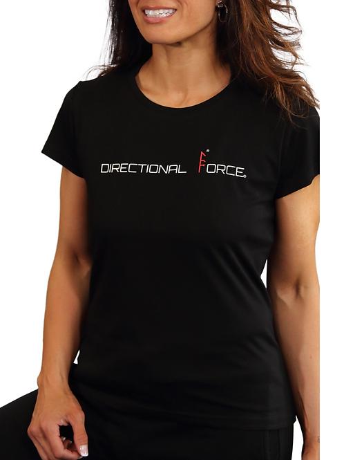 Women's Directional Force Logo Tee