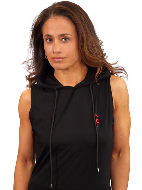 Womens Epitome l Sleeveless Hoodie