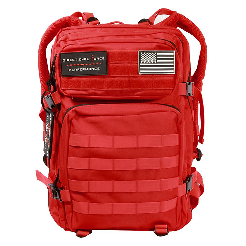 D1 Performance Backpack - Red