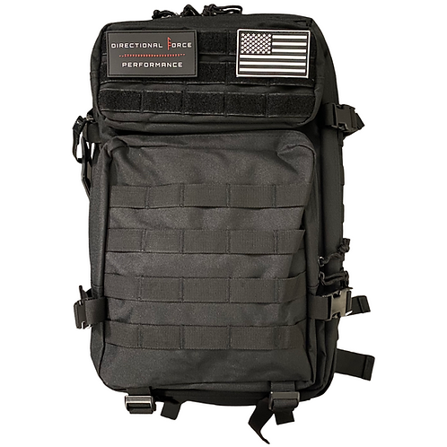 D1 Performance Backpack - Black