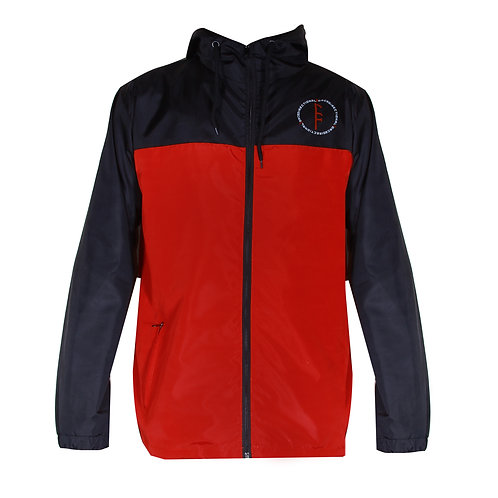 Red Omaha Tech-Light Jacket