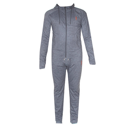 Gray Asphalt Sweat Suit