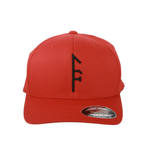 Red Flex-Fit >> Black Vector
