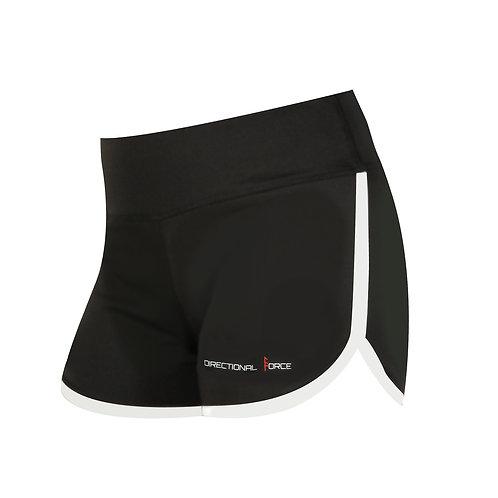 Womens VX Shorts - Black