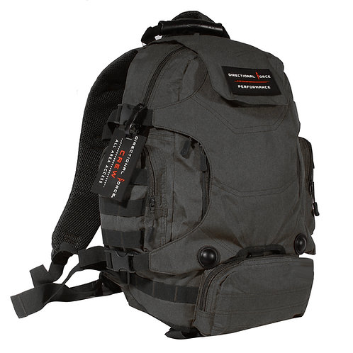 Echo 3 Backpack - Black