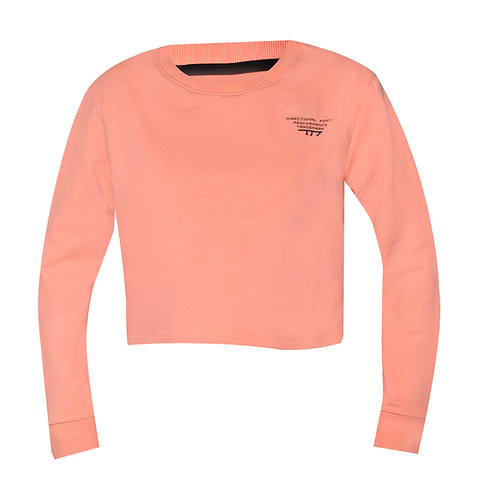 Ruthie Crop Sweatshirt