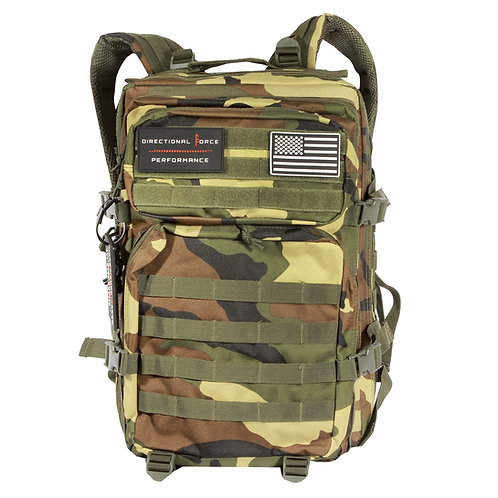 D1 Performance Backpack - Camo