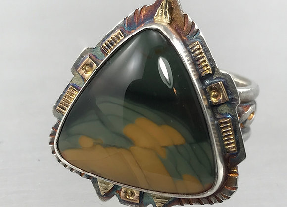 Morrisonite Ring