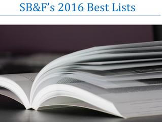 2016 Best Science Books & Film List