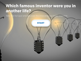 Which famous inventor are you most like?
