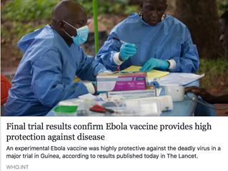 Ebola- a vaccine?