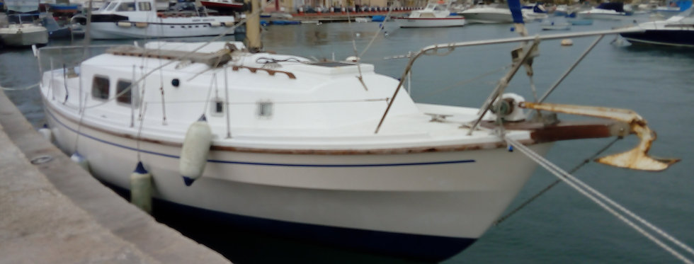 Westerly Longbow  31ft