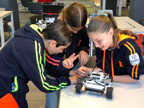 Ciencia, Robótica y Tecnología