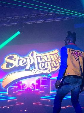 Concierto de Stephane Legar