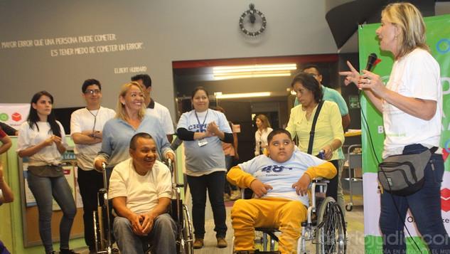 De israel a mexico para cambiar la vida de personas con discapacidad en todo el mundo