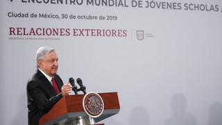 4º Encuentro Mundial de Jóvenes Scholas, en Palacio Nacional.