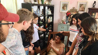 ORT Mexico students deliver humanitarian aid in moving mission to Cuba