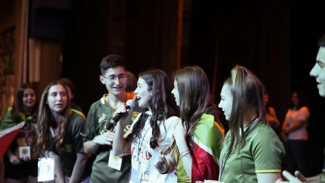 Comienza el Encuentro Mundial de Jóvenes Scholas – World ORT en México