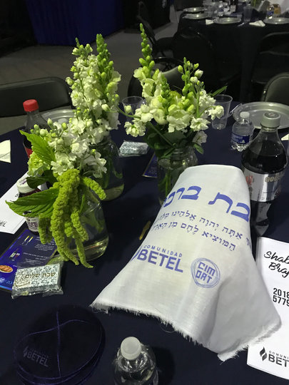 Shabbat Braja con Comunidad Bet-El