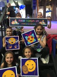 Bingo de Januca en colaboración con Bet El