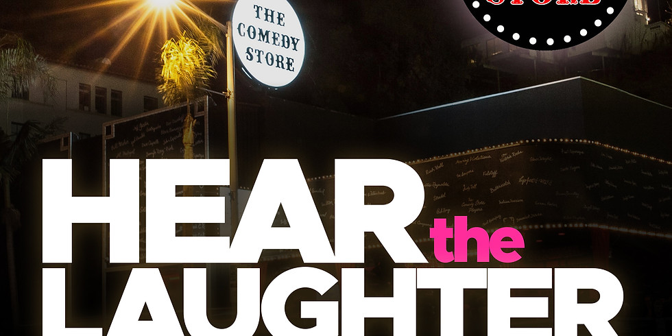 Hear The Laughter: Comedy Show Benefiting No Limits for deaf children