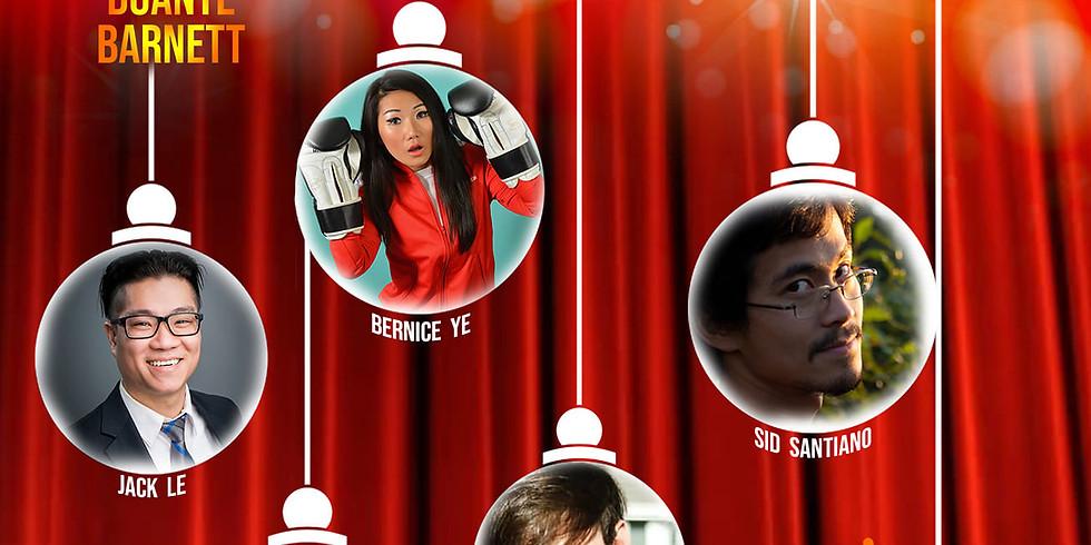 Santa's Naughty List - A Christmas Comedy Show!