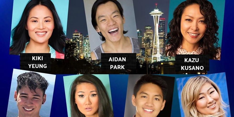 Crazy Woke Asians - Seattle Tour!!