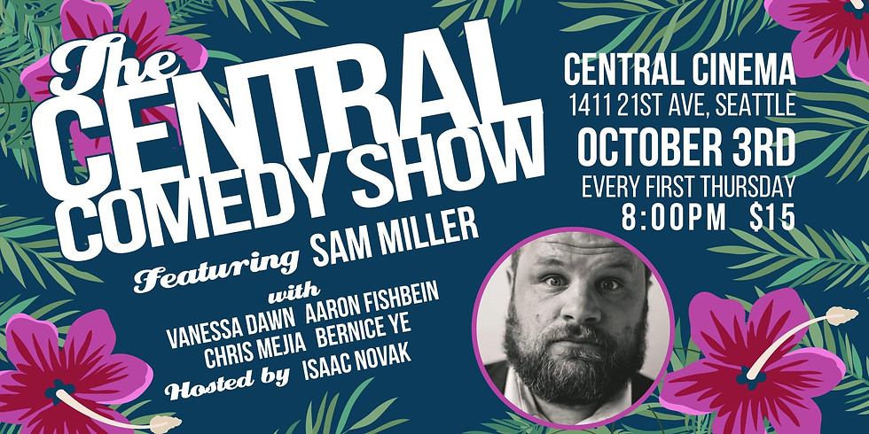 The Central Comedy Show