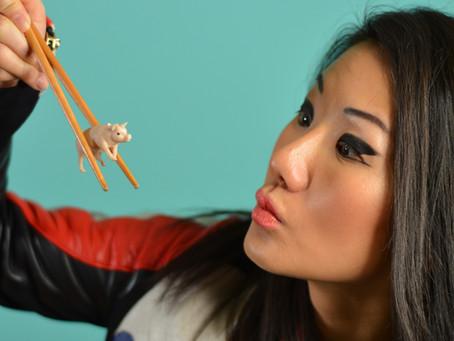 Stories Behind The Bits - Chopsticks