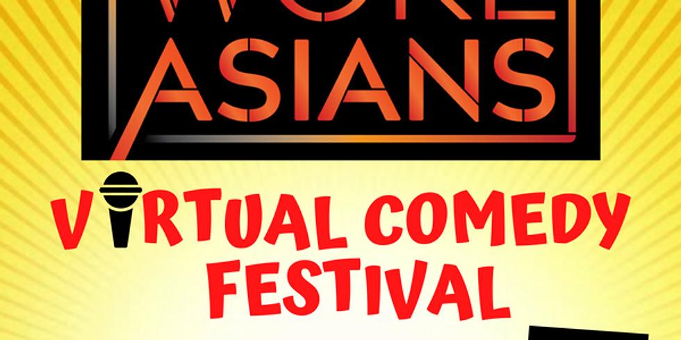 Crazy Woke Asians Comedy Festival
