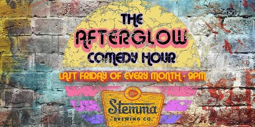 The Afterglow Comedy Hour (Live Comedy in Bellingham)