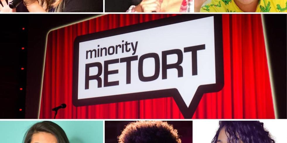 Minority Retort - Portland's Comedy Showcase coming to Seattle!