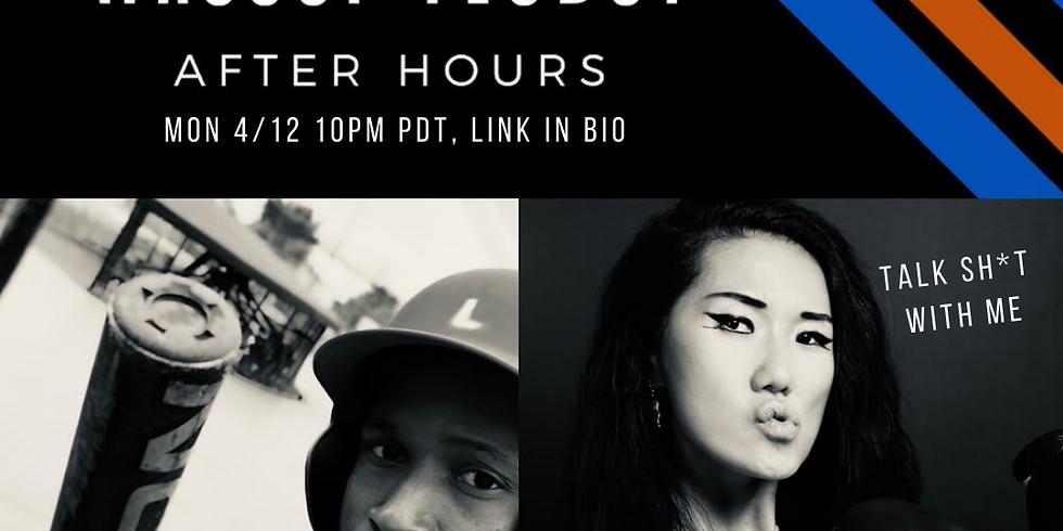 Live Podcast WASSUP FLOBO? AFTER HOURS