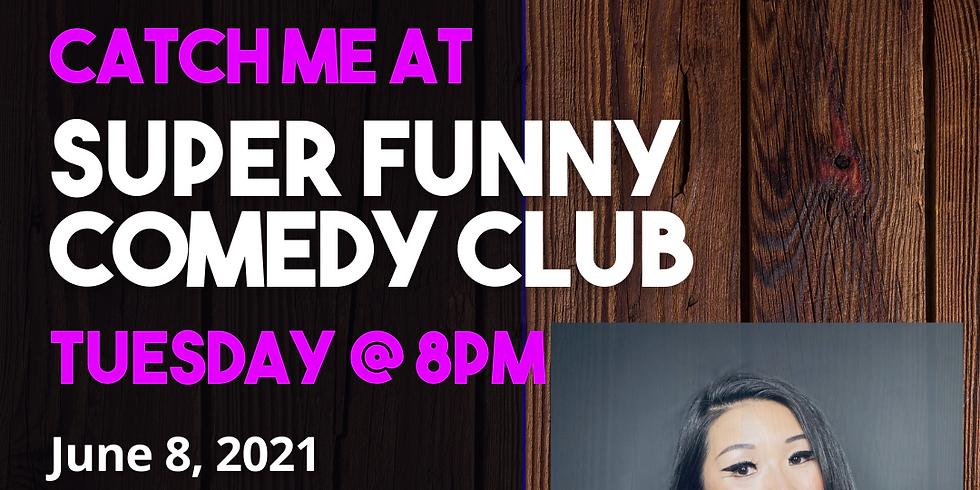 Super Funny Comedy Club Open Mic