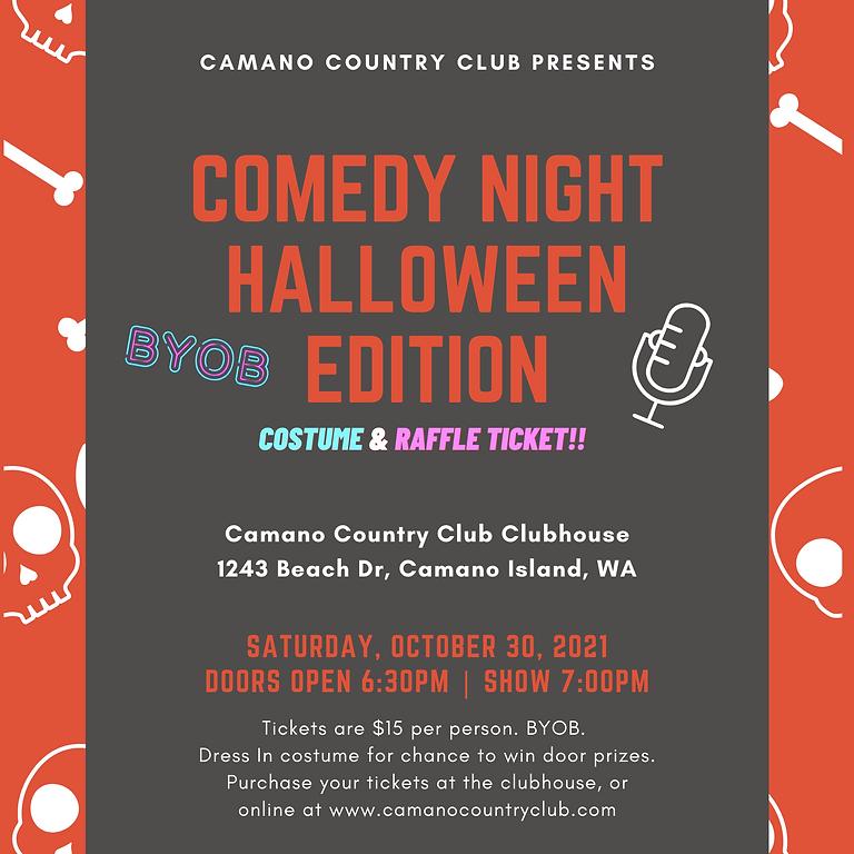 Camano Comedy Night!!