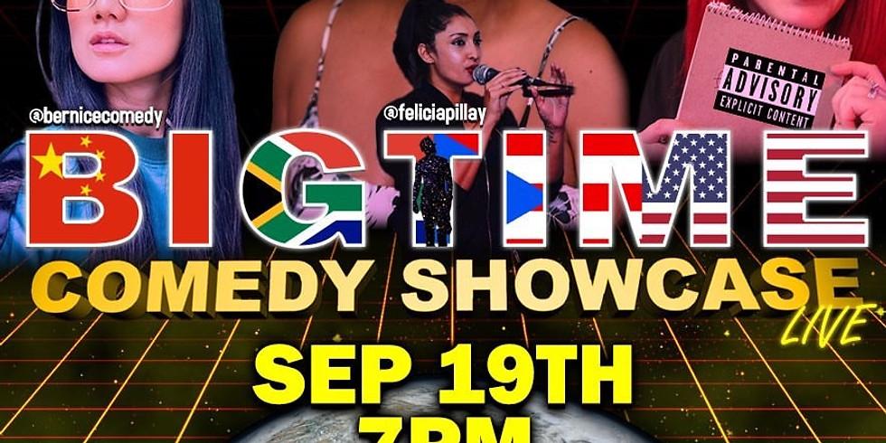 Big Time Comedy Showcase
