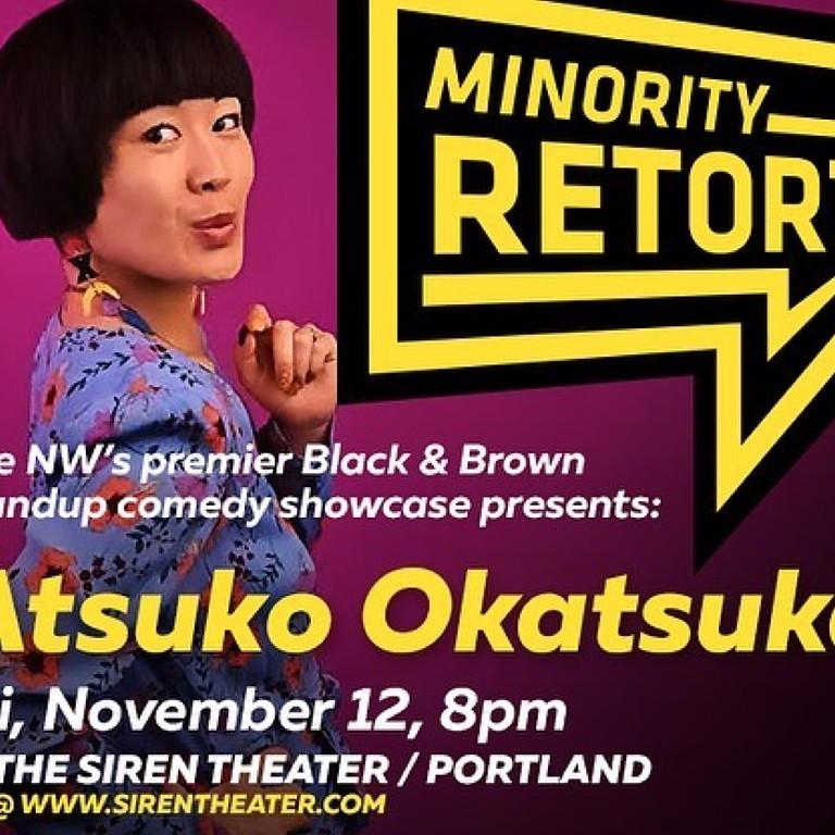 Bernice in Portland: Minority Retort!