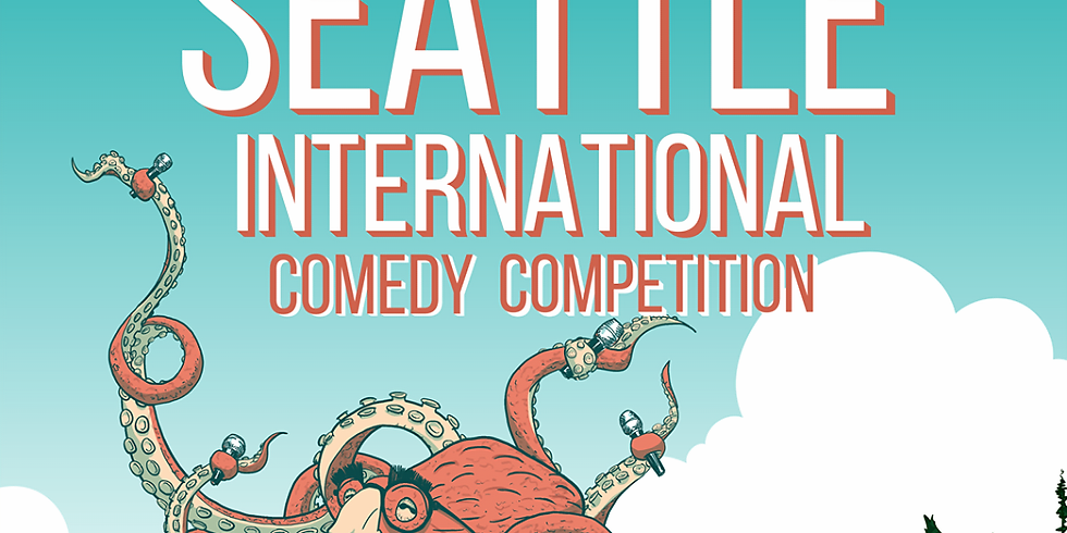 Seattle International Comedy Competition Audition - Regional Showcase